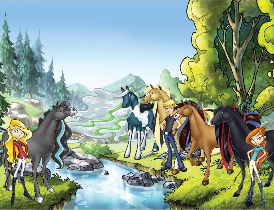 Horseland episode 19 part 3 : Integrale dvd laurel et hardy